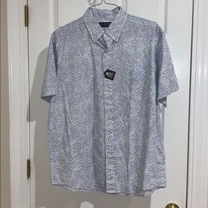 Man Roundtree and Yorke button down.